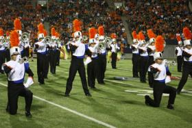 The Marching Miner Regiment, 2013
