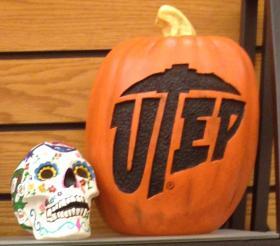 UTEP Pumpkin