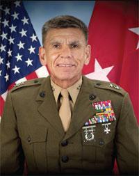 Major General Juan Ayala