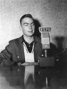 Sam Donaldson, ca. 1952