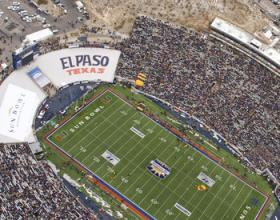 Image from a past Sun Bowl bowl game
