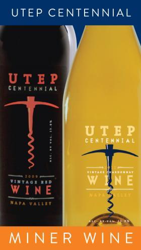 UTEP Centennial Wine