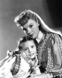 Margaret O'Brien & Judy Garland