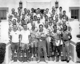 UTEP Peace Corps volunteers, ca. 1961
