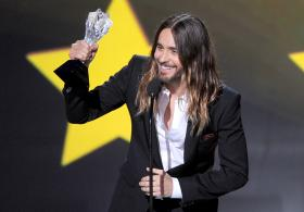 Best Supporting Actor, Jared Leto