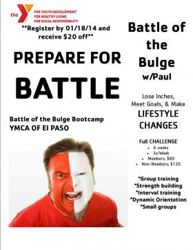 Westside YMCA Battle of the Bulge