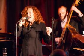 Kathy Kosins at Jazz Aspen Snow Mass