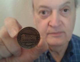 UTEP Centennial Coin