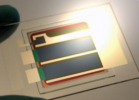 Organic photovoltaic cell