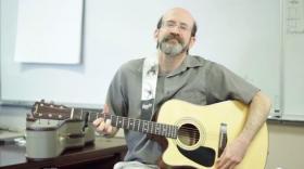 Larry Lesser, mathemusician