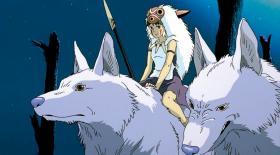 Image from Miyazaki's Princess Mononoke