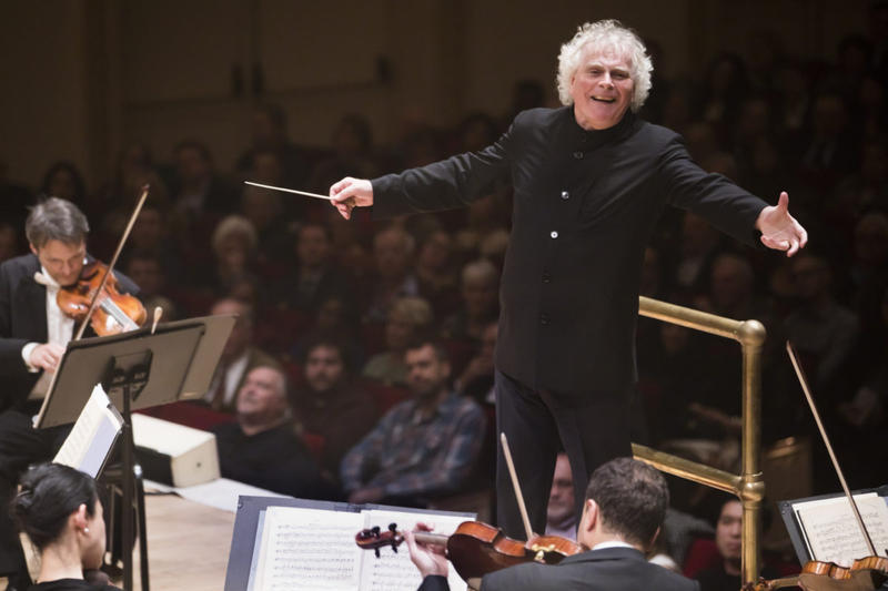 Berlin Philharmonic, Simon Rattle Conducting