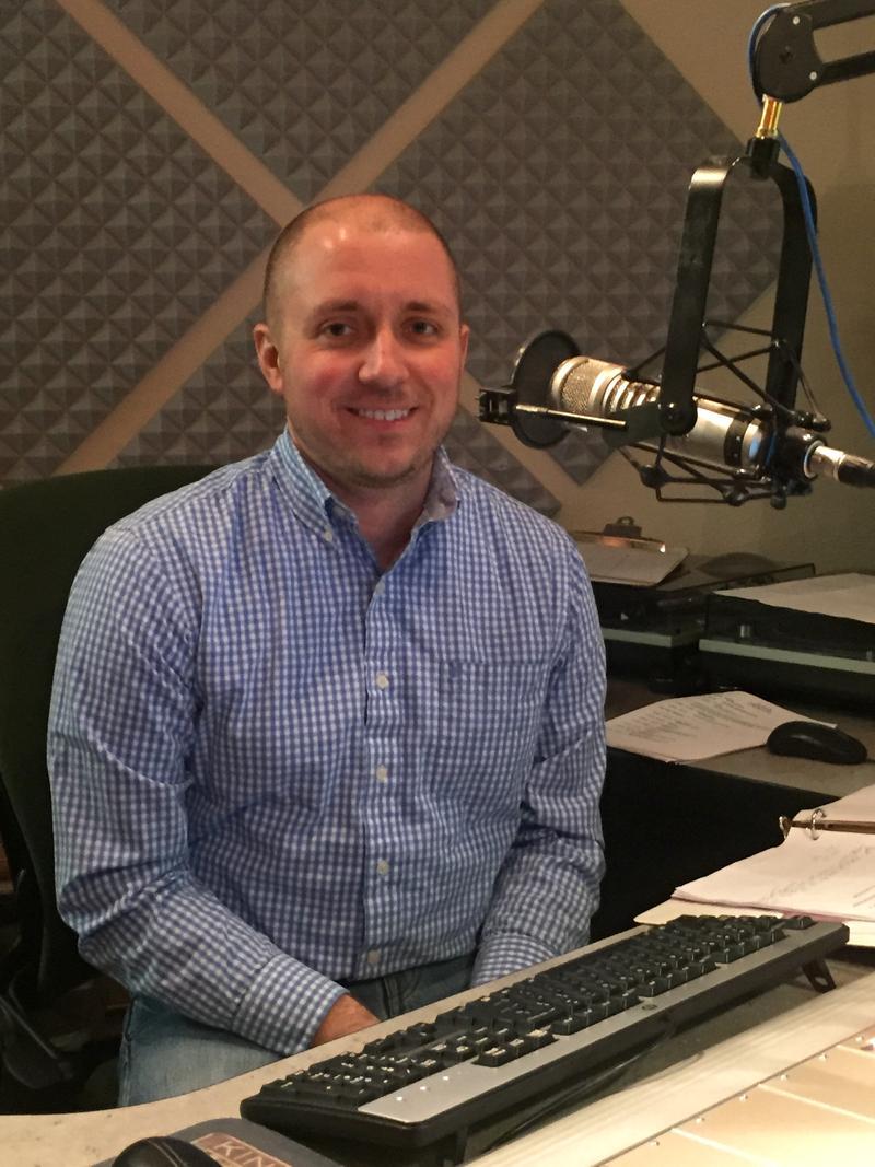 Tyler Miller - FM Announcer