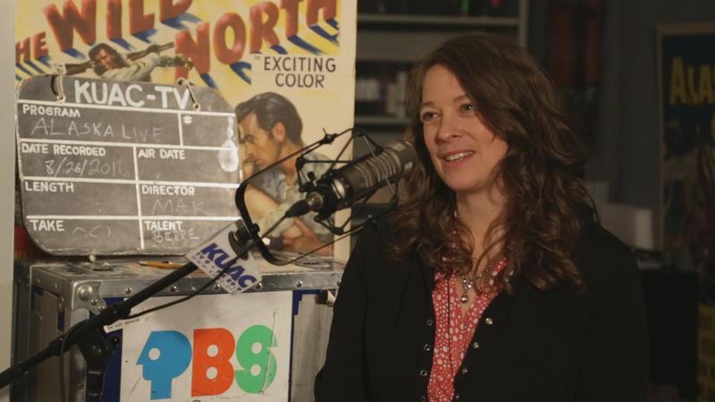 Host Lori Neufeld for KUAC's Alaska Live