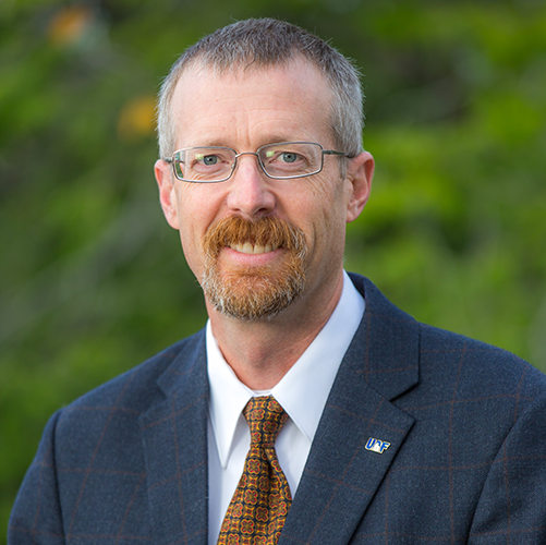 University of Alaska Fairbanks Dan White