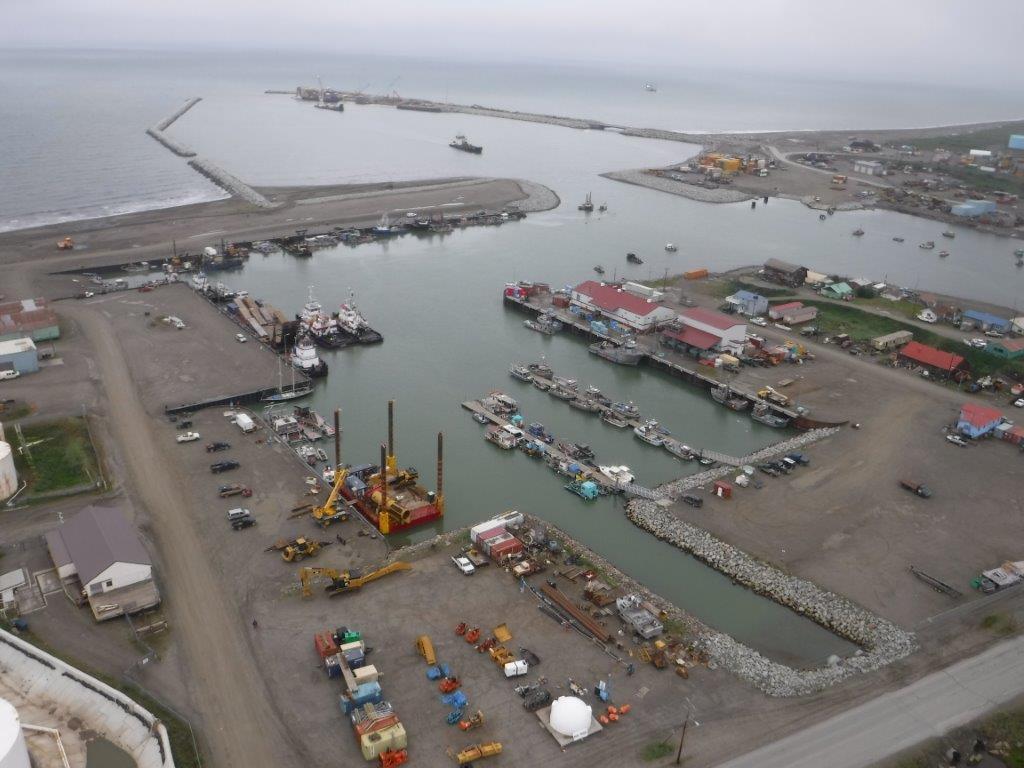 Nome deep-draft port back on the table - Alaska Public Media