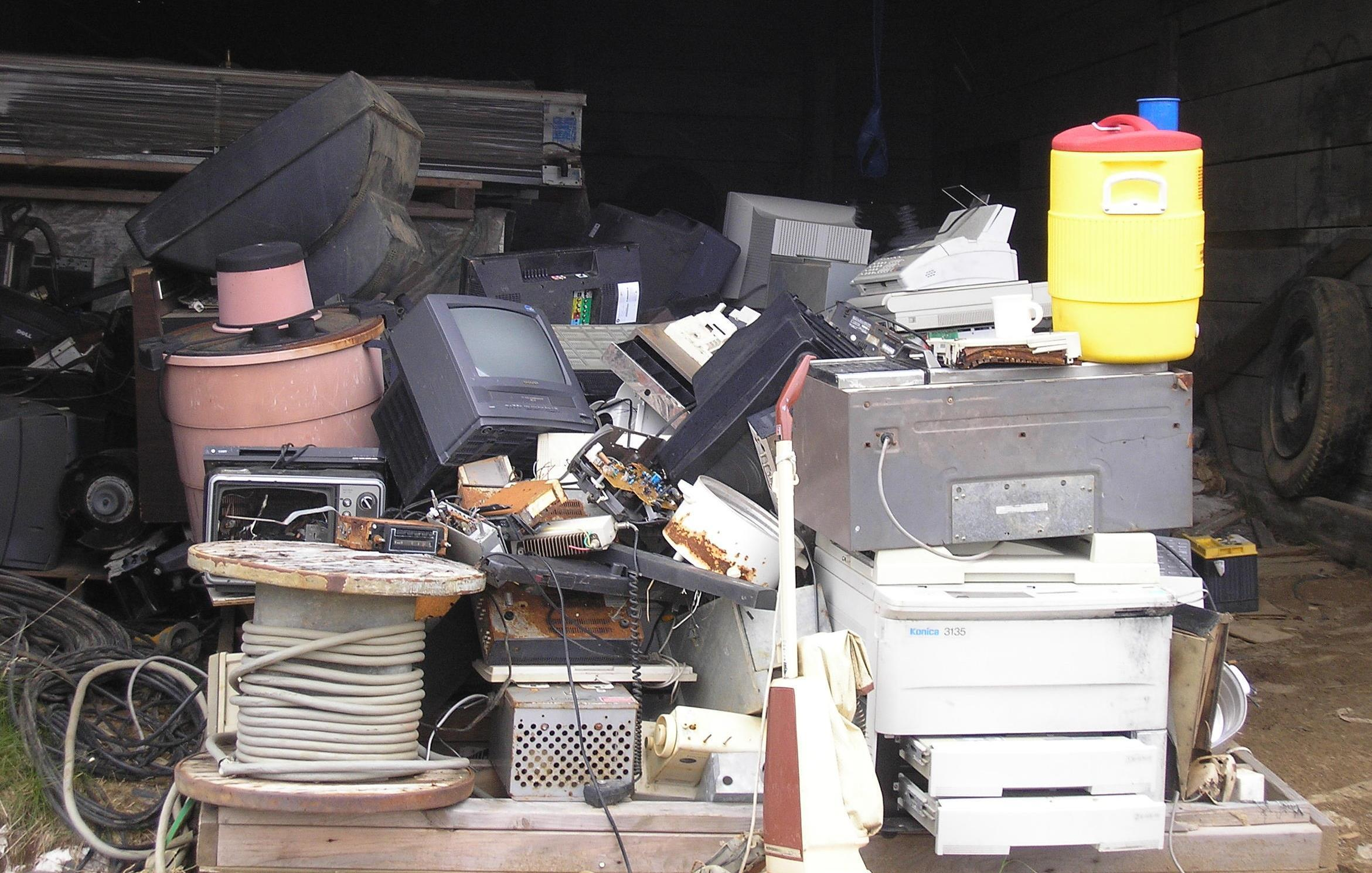 Anchorage Recycling Center >> Organizations Plan New Junk Cleanups in Villages as Programs Face EPA Funding Cuts | KUAC