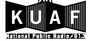 KUAF logo