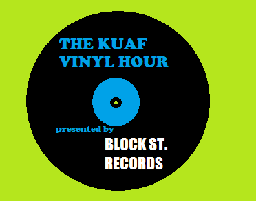 Find us on Facebook by searching KUAF VINYL.