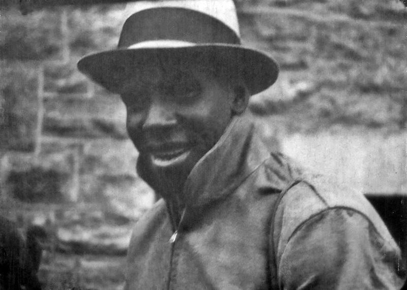 Richard Banks, Eureka's last African American resident circa 1950s