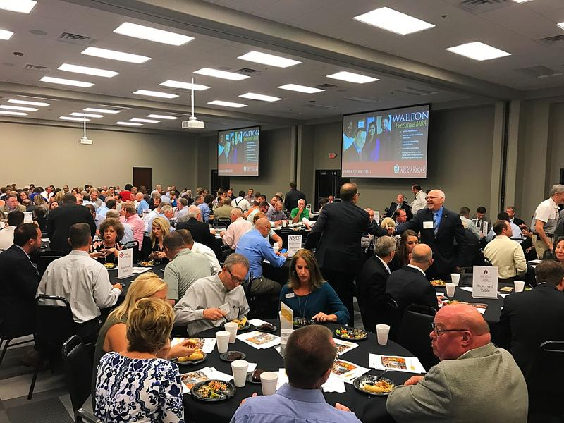 About 200 people attended a luncheon to discuss the study's findings.