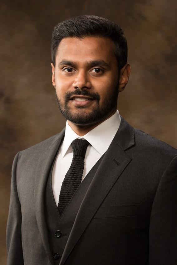 Mervin Jebaraj, the interim director of the Center for Business and Economic Research at the Sam M. Walton College of Business at the University of Arkansas