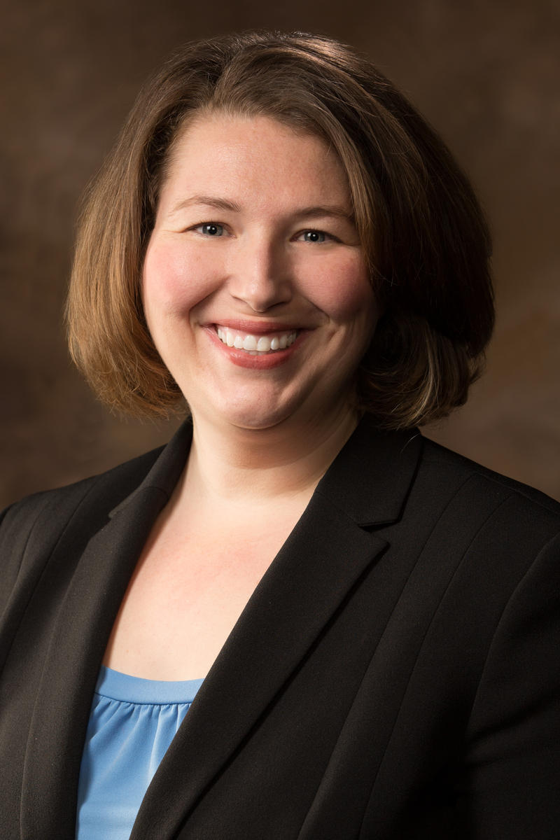 Aletha Cook is clinical director of the University of Arkansas Speech and Hearing Clinic.
