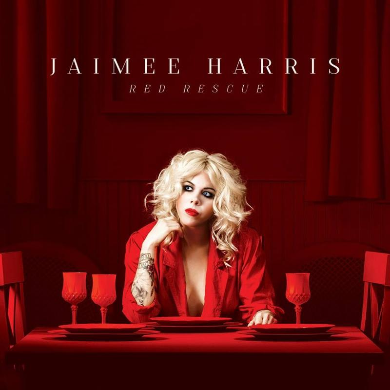Jaimee Harris will release the album Red Rescue Sep. 21.