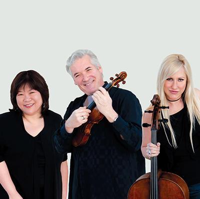 The Zukerman Trio