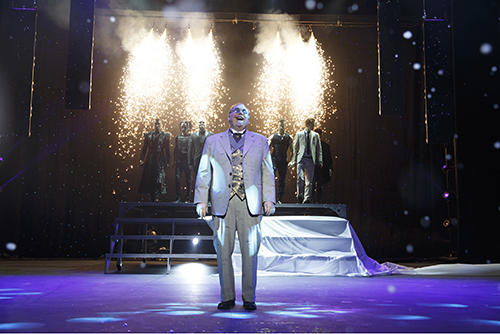 """""""The Illusionists - Live From Broadway"""" will be on-stage at 7 p.m. Oct. 17 and 18 at Walton Arts Center."""