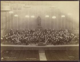 Boston Symphony Orchestra in 1891