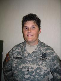 Sergeant First Class Jennifer Broach