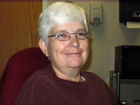 Retired Army Colonel, Diann Chatterton Terry