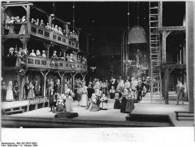 Leipzig Opera House's 1960 production of Der Meistersinger von Nurnberg