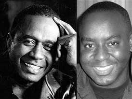 Left to Right: Ben Vereen, Malcolm Glover