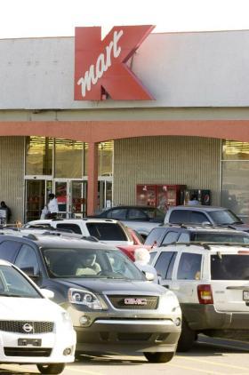 Kmart in Little Rock.