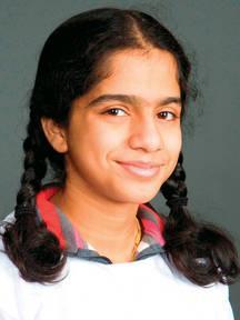 7th Grader Chythanya Murali