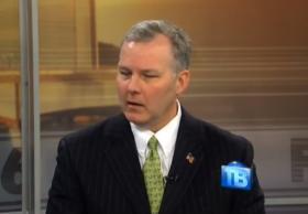 Congressman Tim Griffin on Talk Business Arkansas.