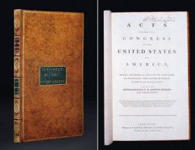 George Washington's copy of the U.S. Constitution will be on display at the Clinton Library from June 29 until July 12.
