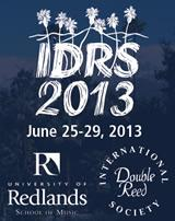 Logo for The International Double Reed Conference