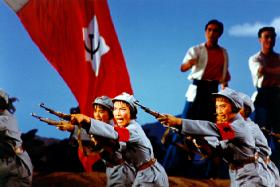 The Red Detachment of Women from The Revolutionary Opera.