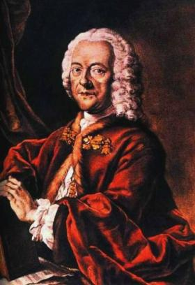 Georg Philipp Tenemann is most prolific among composers.