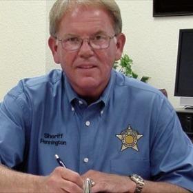 Sheriff Bruce Pennington