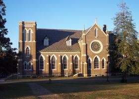 St. Edward's Catholic Church in Little Rock