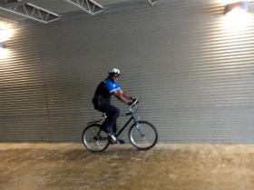 UALR bicycle patrols