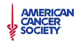 An American Cancer Society Logo