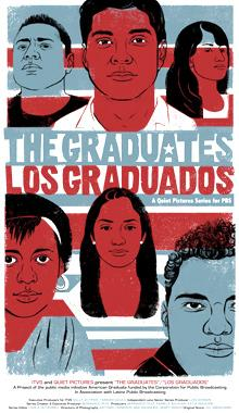 Movie poster for The Graduates