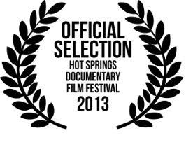 Hot Springs Documentary Film Festival Award Logo