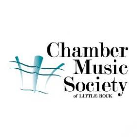 Chamber Music Society of Little Rock logo
