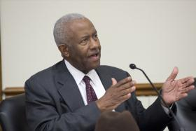 """JOHN WALKER: """"What we sought to attain has not been attained,"""" he said, referred to the 1989 desegregation settlement."""